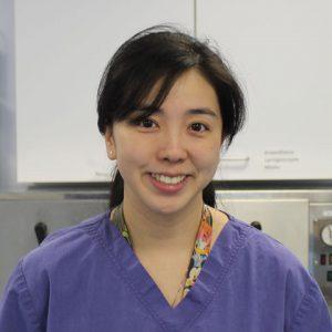 Tyfane Yamaoka, Lumbry Park Veterinary Specialists