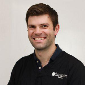 Darren Cowardine Highcroft Veterinary Referrals